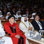 Emirates college of technology honors students at the 22nd Annual Graduation Ceremony