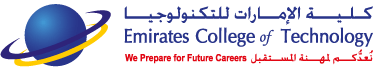 Emirates College of Technology Logo